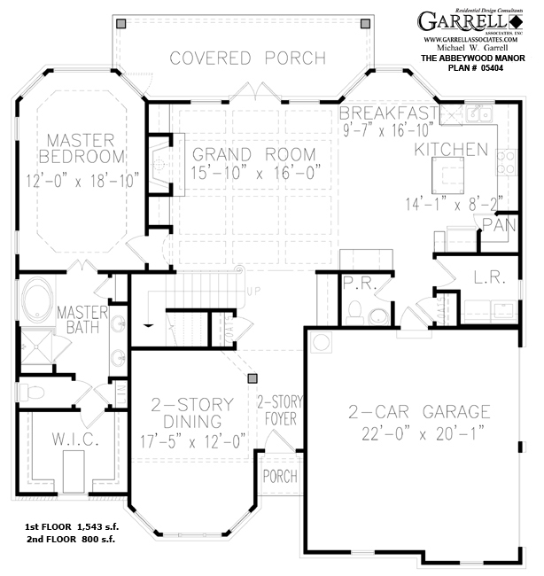 Ocean City Maryland Luxury House Plans Floor Plans Blueprints